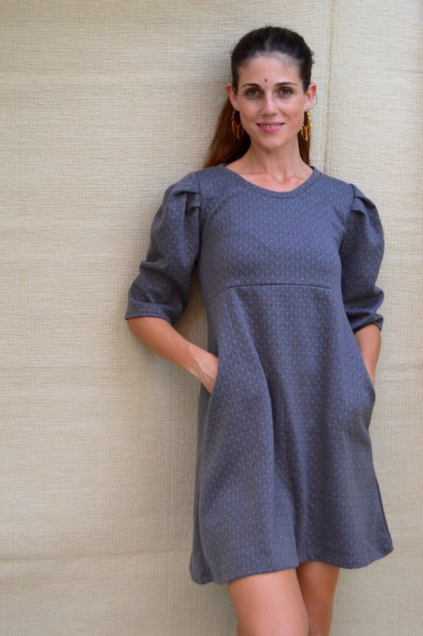 Maternity Clothes Handmade Clothing Dress With Pockets