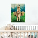 Mule Wall Art Mule Sign Nursery Wall Decor Pallet Wood Sign Pallet Wall Art Pallet Wall Decor Wood Pallet Art Wood Pallet Sign
