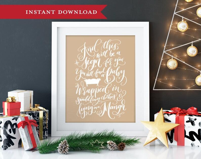 christmas bible verse christmas