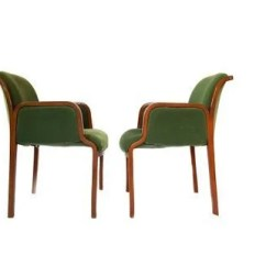 Unique Accent Chairs Cheap Dining Room Chair Etsy Pair Thonet Arm Vintage Sculptural Bentwood Lounge Mid Century Green Velvet Upholstered