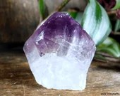 Raw Amethyst Point, Small Amethyst Crystal Tower ~1884