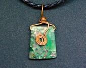 Green Fluorite, Rainbow F...