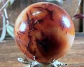 Carnelian Sphere ~1643...