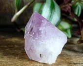 Raw Amethyst Crystal Point Purple Amethyst ~1891