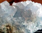 Meditation Crystal, Celes...