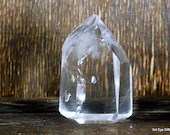 Clear Quartz Crystal Tower, Quartz Crystal Point ~1965