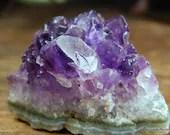 Amethyst Druzy, Purple Am...