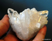 Clear Quartz Healing Wand...