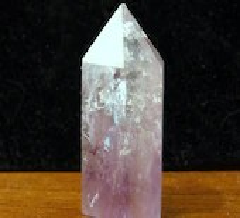 Purple Amethyst Mini Towe...