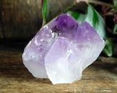 Raw Amethyst, Purple Amethyst, Amethyst Crystal Cluster ~1906