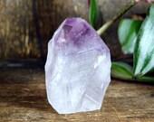 Raw Amethyst Crystal Point Purple Amethyst ~1887