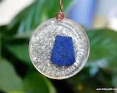 Lapis Lazuli Orgone Penda...