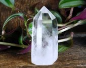 Quartz Point Clear Quartz Crystal Tower, Quartz Crystal Point ~1981