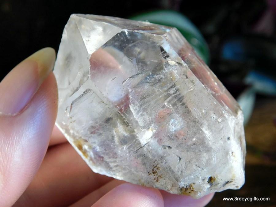 Crystal Wand, Tibetan Bla...
