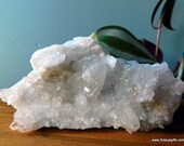 Quartz Cluster for Altar Table ~850