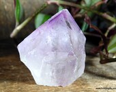 Amethyst Point Crystal Tower, Stress Relief Crystal, Purple Amethyst Crystal ~1904
