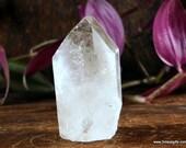 Raw Clear Quartz Crystal ...