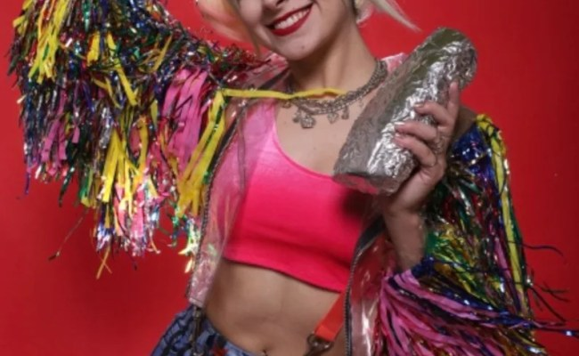 Harley Quinn Birds Of Prey Costume Cosplay Custom Made Etsy