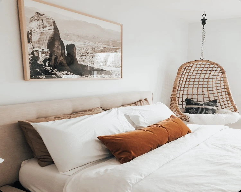 long lumbar pillow etsy