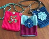 Crochet pattern flower cr...