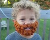 18 colors! Crochet beard ...