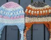 Crochet baby newborn brai...