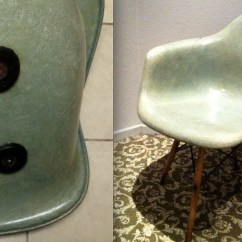 Seng Chicago Chair Folding Web Lawn Chairs Eames Paw Swivel Dowel Seafoam Green Rope Edge Etsy Image 0