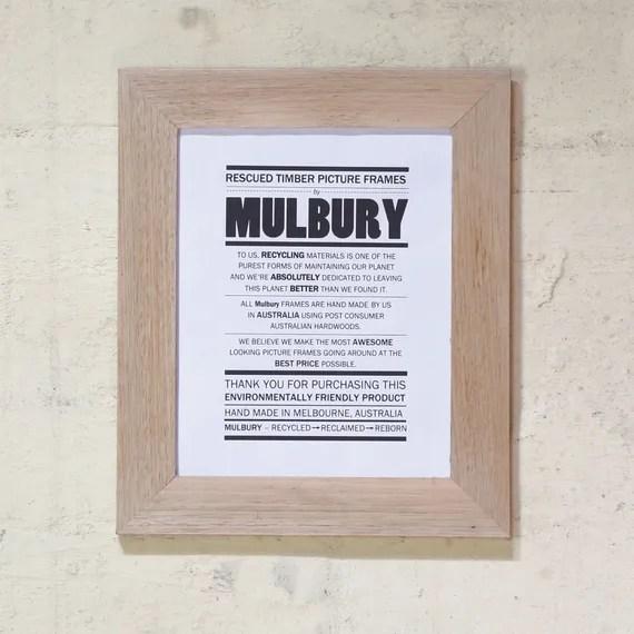 Poster Frames Melbourne Viewframes