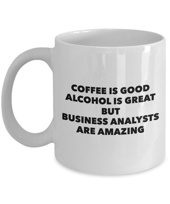 Gift For Business Analyst Business Analysts Business Etsy