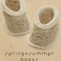 Crochet Baby Booties Diagram Photocell Installation Wiring Pattern Piggy Symbol Etsy Shoes Best Handmade Baptism Gift Spring Summer Khaki Boots Digital Download Pdf