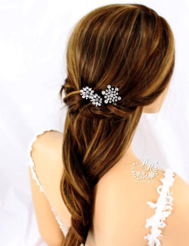 weddings hair accessories rhinestone hair pins bridal hair pins bridesmaid hair pins crystal hair pins bridal hair comb hair pins snowflake