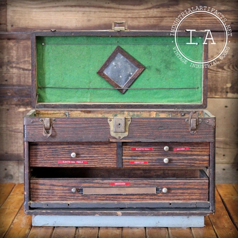 Gerstner Wooden Tool Boxes