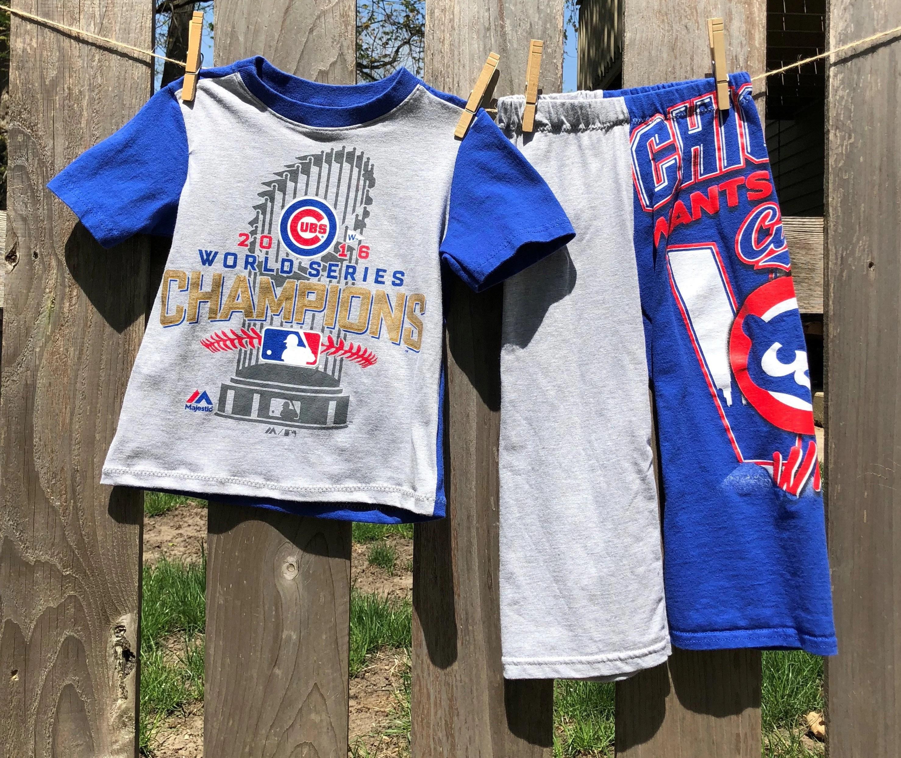 chicago cubs baseball kids