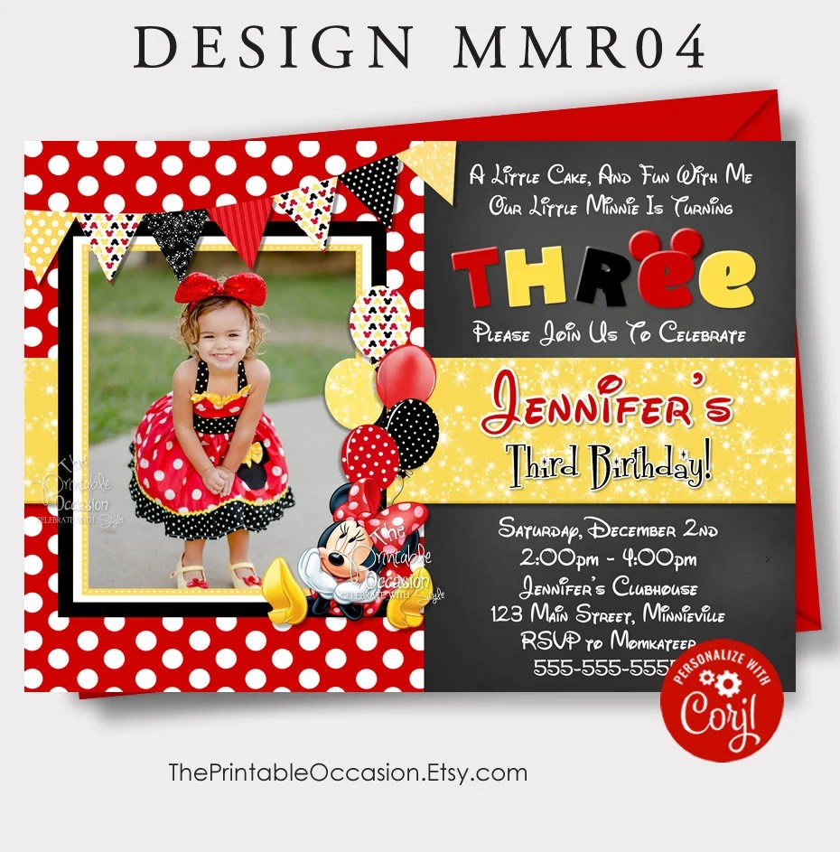 editable red minnie mouse invitation instant download templates minnie mouse birthday invitations minnie mouse birthday party printable mmry