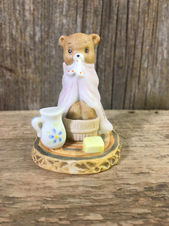 Honey Bears By Geo Z Lefton Co Sick Sniffling Bear
