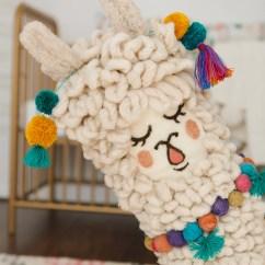 Stuffed Animal Chair Wheelchair With Toilet Giant Alpaca Plush Llama Handmade By Etsy Image 0