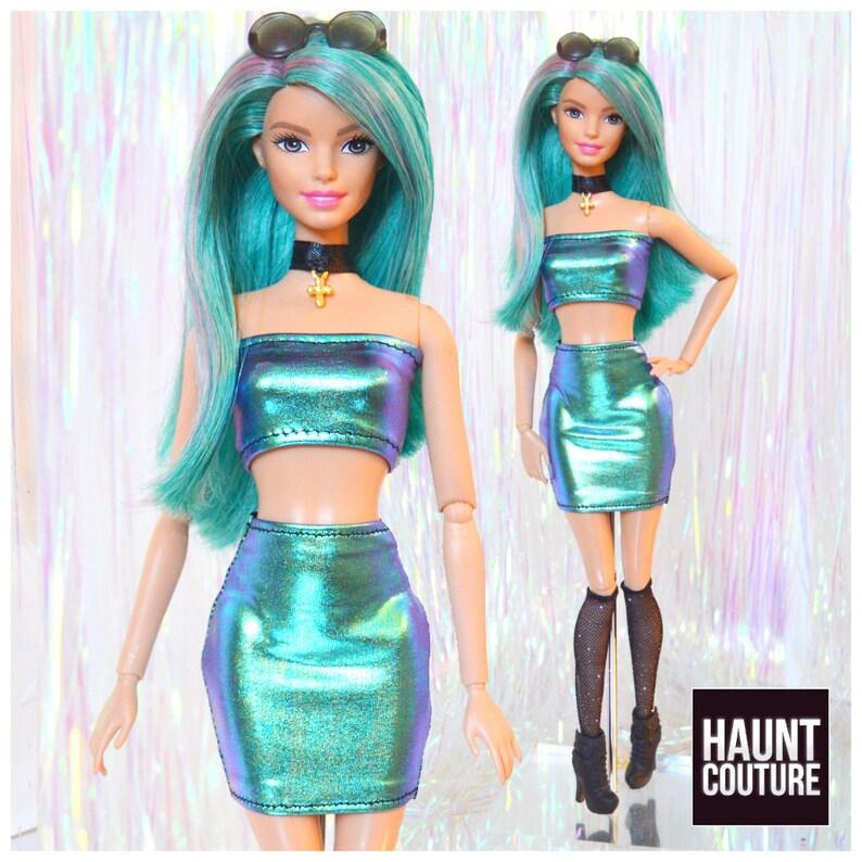 barbie doll haunt couture