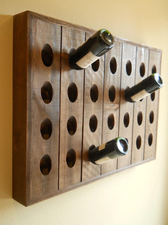 french riddling rack wine