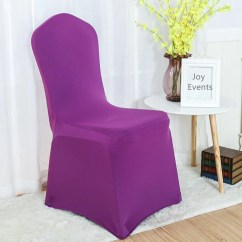 Chair Cover Hire Isle Of Man Rocker For Toddlers Christmas Covers Etsy Purple Lycra Spandex Cloth Wedding Banquet Ceremony Feast 21st Birthday Anniversary Engagement Party Decoration
