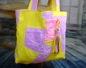 Large Tote, Shopping or B...