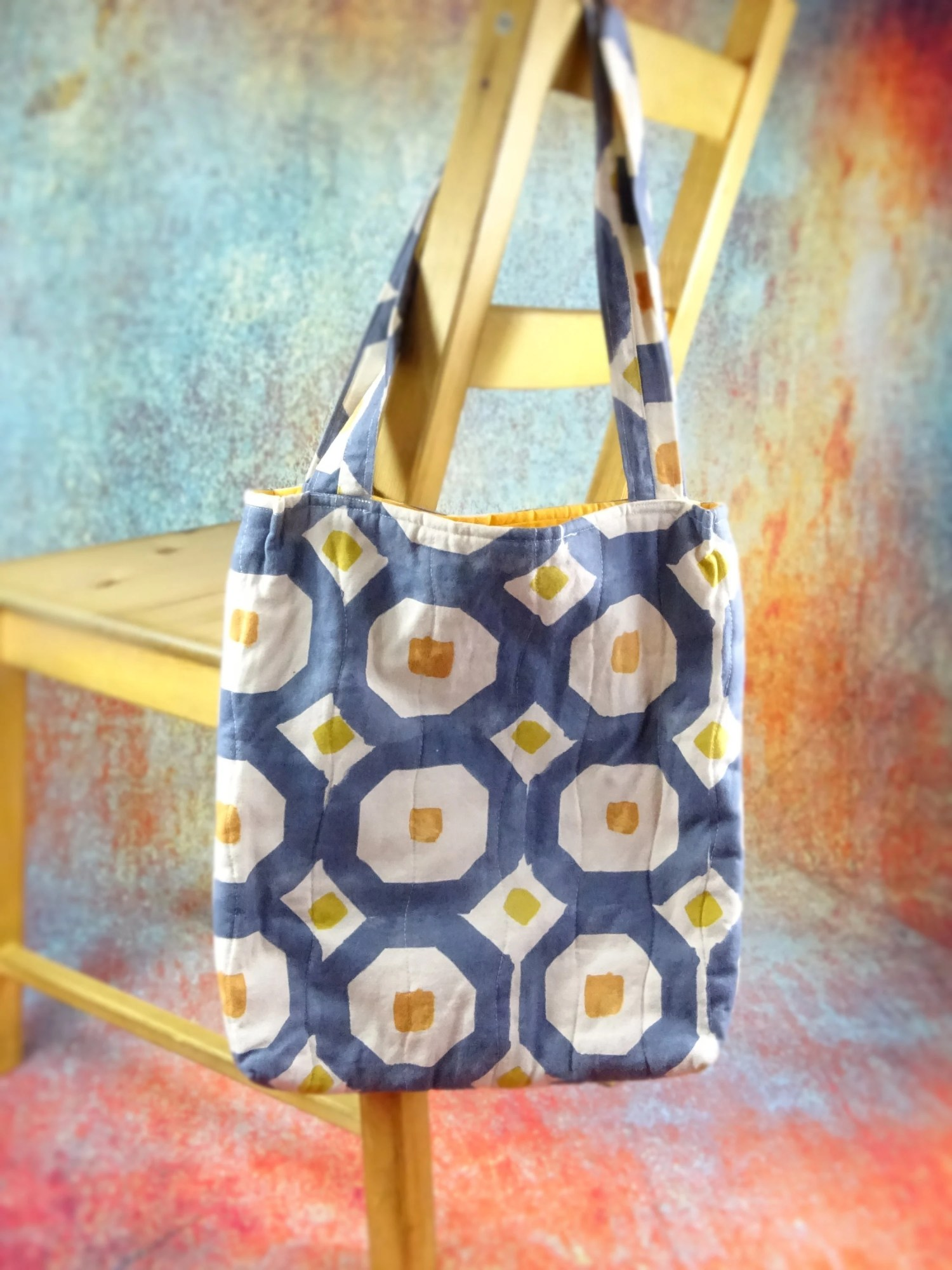 Tote bag, shopping bag, s...