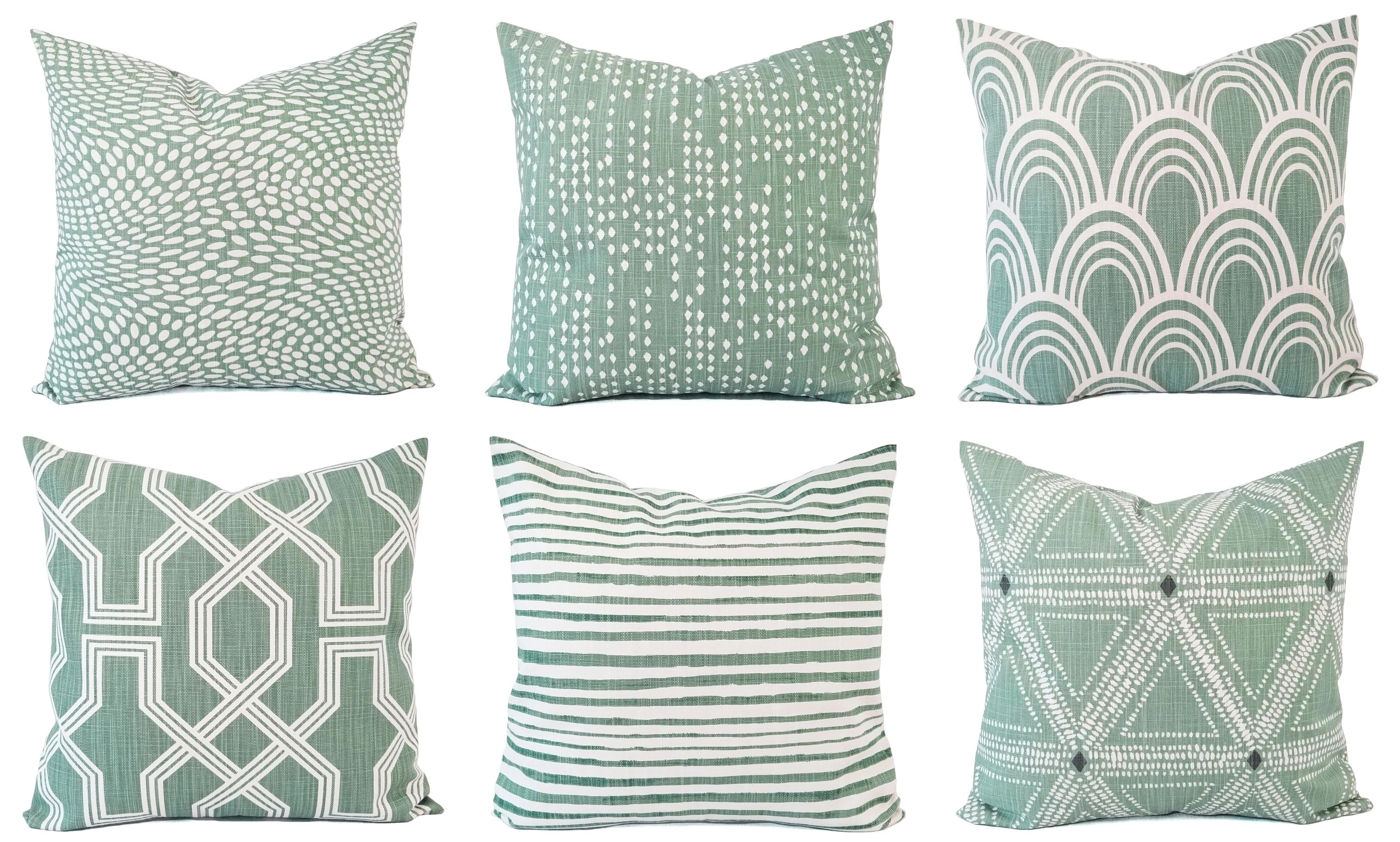 throw pillow covers 18x18 etsy