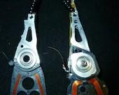Hard drive actuator arm computer Earrings