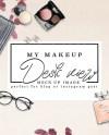 Luxury Brand Makeup Desk Post Mockup Etsy