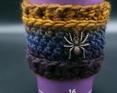 Spider Coffee Sweater