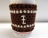 Fall Football Coffee Sweater