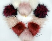 Choose your own!!  12-Pack Poms