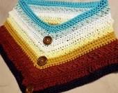 Pattern for 'Ohana Desert Sunrise Infinity