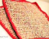 Handmade Cotton Washcloths
