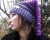 Cheshire Cat Spiral Stocking Cap